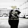 I KEEP CALM AND LOVE NATALYA ZEMTSOVA - Personalised Poster A1 size