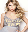 I LOVE THE TAYLOR SWIFT - Personalised Poster A1 size