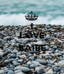 I LOVE YOU BAIBE  - Personalised Poster A1 size