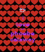 i love you phoebe calaway - Personalised Poster A1 size
