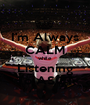 I'm Always CALM while Listening To ASOT - Personalised Poster A1 size