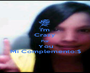 I'm Crazy For You Mi Complemento:$ - Personalised Poster A1 size
