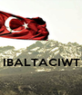 IBALTACIWT  - Personalised Poster A1 size