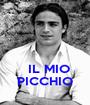 IL MIO PICCHIO - Personalised Poster A1 size