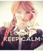 I'M A BELLARINA AND I CAN'T KEEP CALM - Personalised Poster A1 size