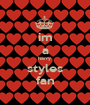 im a harry  styles fan - Personalised Poster A1 size