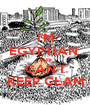 I'M EGYPTIAN  AND CAN'T KEEP CLAM - Personalised Poster A1 size