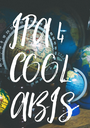 IPA 4 COOL ABIS - Personalised Poster A1 size