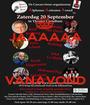 JAAAAAA    VANAVOND - Personalised Poster A1 size