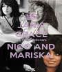 JANIS GRACE are real rockstars NICO AND MARISKA - Personalised Poster A1 size