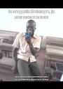 Je m'appelle Christophe, je suis moche et idiot je préfère fuir plutot que de répondre a des questions qui mettraient en doute ma croyance sur le profiteur Kacou - Personalised Poster A1 size