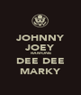 JOHNNY JOEY RAMONE DEE DEE MARKY - Personalised Poster A1 size