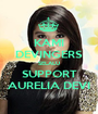 KAMI DEVINGERS SELALU SUPPORT AURELIA DEVI - Personalised Poster A1 size