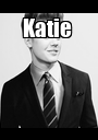 Katie   - Personalised Poster A1 size