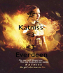 Katniss  <3  (:  <3  Everdeen - Personalised Poster A1 size
