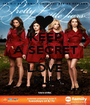 KEEP A SECRET AND LOVE PLL - Personalised Poster A1 size