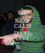 KEEP CALM 6 DAYS LEFT - Personalised Poster A1 size