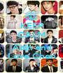 KEEP CALM  Adin and Love Chen - Personalised Poster A1 size