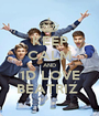 KEEP CALM AND 1D LOVE BEATRIZ  - Personalised Poster A1 size