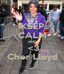 KEEP CALM AND  <3 Cher Lloyd - Personalised Poster A1 size