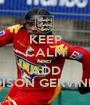 KEEP CALM AND ADD ROISON GERVINHO - Personalised Poster A1 size