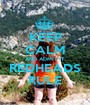 KEEP CALM AND ADMIT IT REDHEADS RULE - Personalised Poster A1 size
