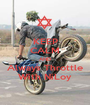 KEEP CALM AND Always Throttle With NiLoy - Personalised Poster A1 size