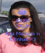 KEEP CALM AND Ana Maduro is fofinhaa <3 - Personalised Poster A1 size