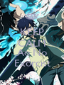KEEP CALM AND Ao No Exorcist - Personalised Poster A1 size