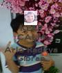 KEEP CALM AND Arlo Raditya Gibran - Personalised Poster A1 size