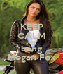 KEEP CALM AND bang Megan Fox - Personalised Poster A1 size