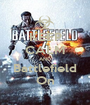 KEEP CALM AND Battlefield On - Personalised Poster A1 size