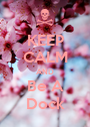 KEEP CALM AND Be A Dock - Personalised Poster A1 size