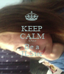 KEEP CALM AND Be a JLSter - Personalised Poster A1 size
