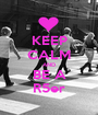 KEEP CALM AND BE A R5er - Personalised Poster A1 size
