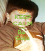 KEEP CALM AND  Be  Golu - Personalised Poster A1 size