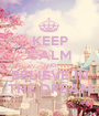 KEEP CALM AND BELIEVE IN THE DREAM - Personalised Poster A1 size