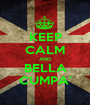KEEP CALM AND BELLA CUMPA' - Personalised Poster A1 size