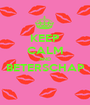 KEEP CALM AND BETERSCHAP  - Personalised Poster A1 size