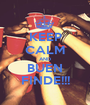 KEEP CALM AND BUEN FINDE!!! - Personalised Poster A1 size