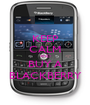 KEEP CALM AND BUY A BLACKBERRY - Personalised Poster A1 size
