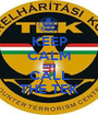 KEEP CALM AND CALL THE TEK - Personalised Poster A1 size
