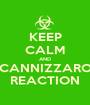 KEEP CALM AND CANNIZZARO REACTION - Personalised Poster A1 size