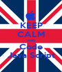 KEEP CALM AND Code Java Script - Personalised Poster A1 size