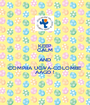 KEEP CALM AND COMPRA UOVA-COLOMBE AAGD ! - Personalised Poster A1 size