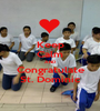 Keep Calm AND Congratulate St. Dominic - Personalised Poster A1 size