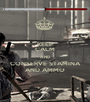 KEEP CALM AND CONSERVE STAMINA AND AMMO - Personalised Poster A1 size