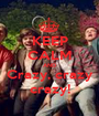 KEEP CALM AND Crazy, crazy crazy! - Personalised Poster A1 size