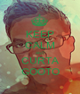 KEEP CALM AND CURTA GOOTO - Personalised Poster A1 size