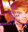 KEEP CALM AND CURTA NOSSA PÁGINA! - Personalised Poster A1 size